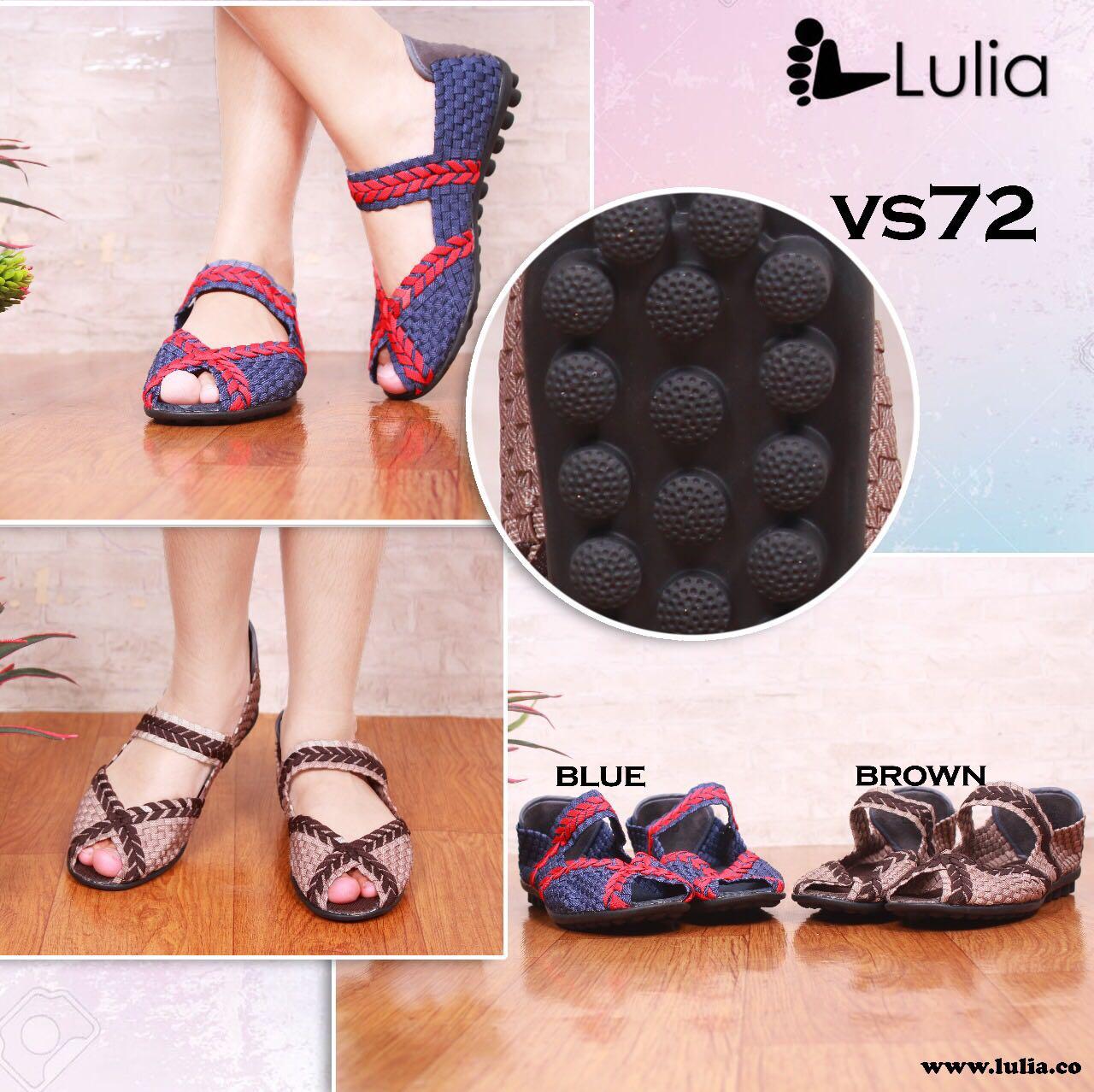 Sepatu Lulia Flat VS72